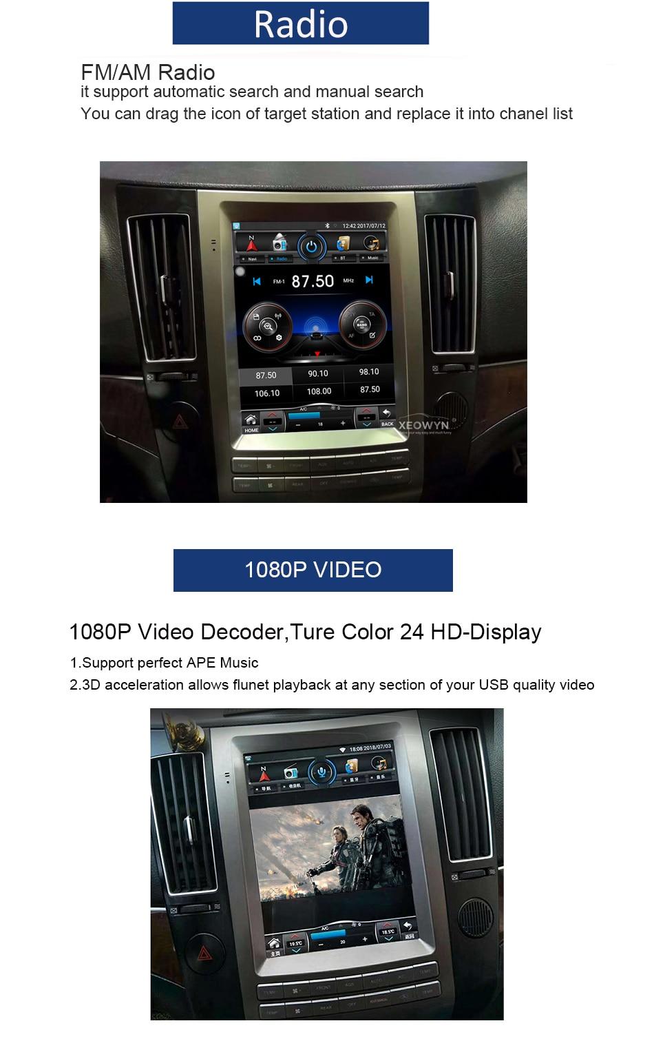 3-Radio and video