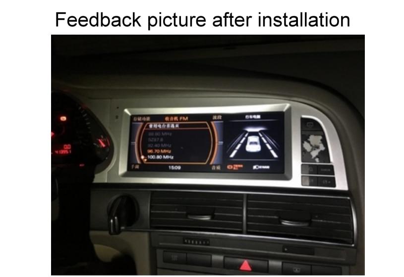 For Audi Q7 4L V12 TDI 2005~2015 Liandlee Car Multimedia Player NAVI Original Car System inch Radio Stereo GPS Screen Navigation 11