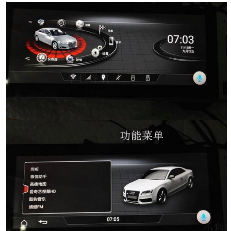 Liandlee Car Multimedia Player NAVI For Audi Q7 4L V12 2005~2015 Car System Radio Stereo CarPlay Adapter GPS Screen Navigation 3