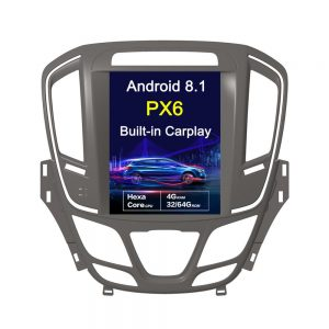 10-4-Android-8-1-Tesla-style-64GB-Car-Radio-GPS-Navigation-For-Buick-Regal-2014