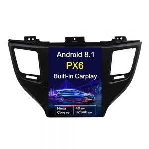 Android-8-1-10-4-Tesla-style-Car-Radio-GPS-Navigation-For-Hyundai-Tuscon-2015-2019