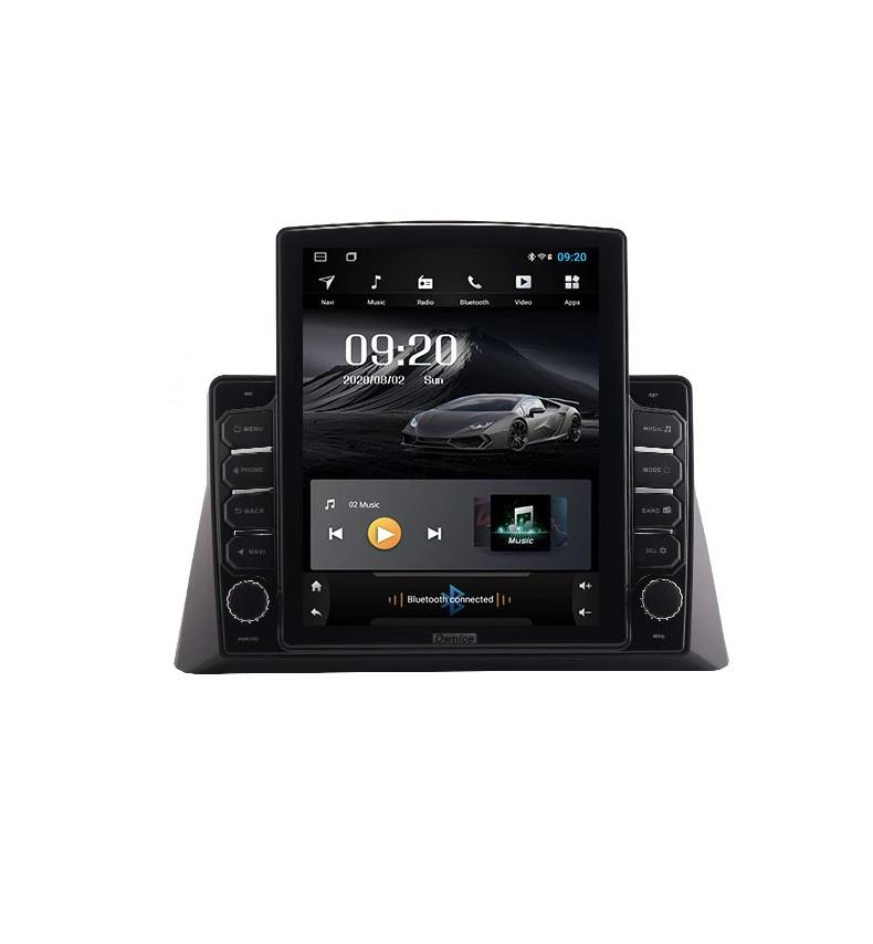 Tesla Vertical Style Android Car Radio for honda accord 2008-2013 PX6